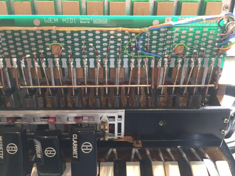 WEM MIDI