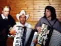 Pete Thompson, Joe Walker and George Whitfield