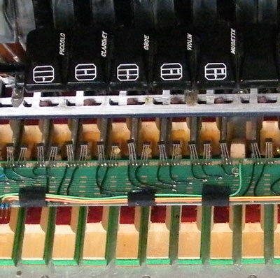 Accordion key switches