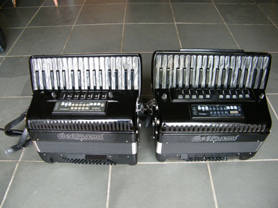 Beltrami accordions