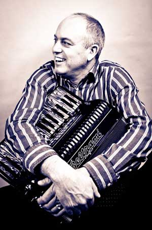 George Whitfield with Beltrami Accordion