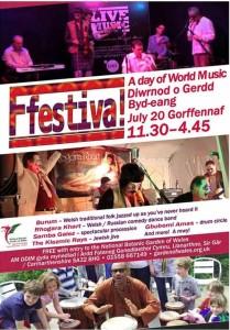 Ffestiva! 2014