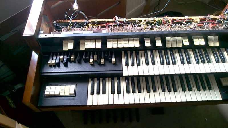 Hammond T202/1