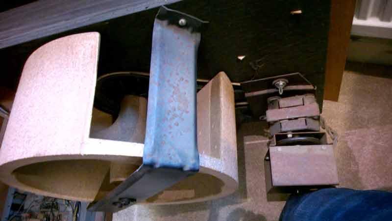 Hammond rotary speaker