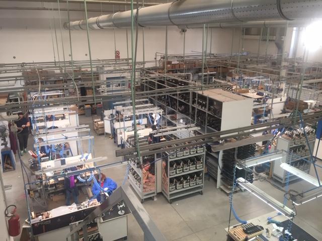 Excelsior & Pigini Factory