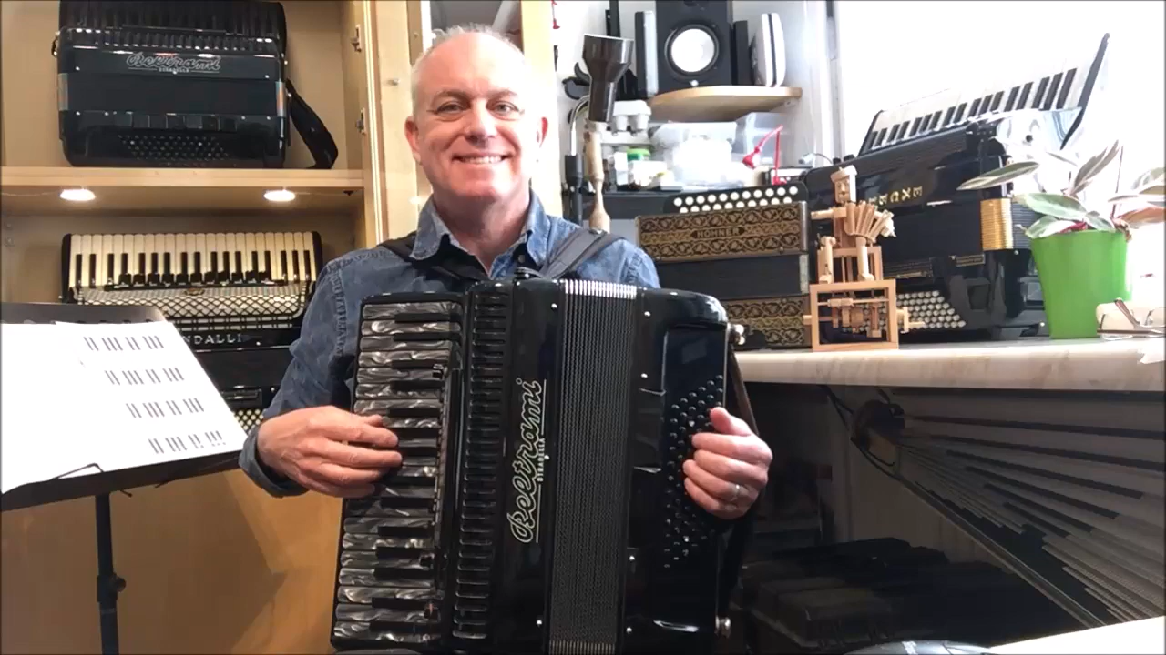 Skype / FaceTime Accordion Lessons