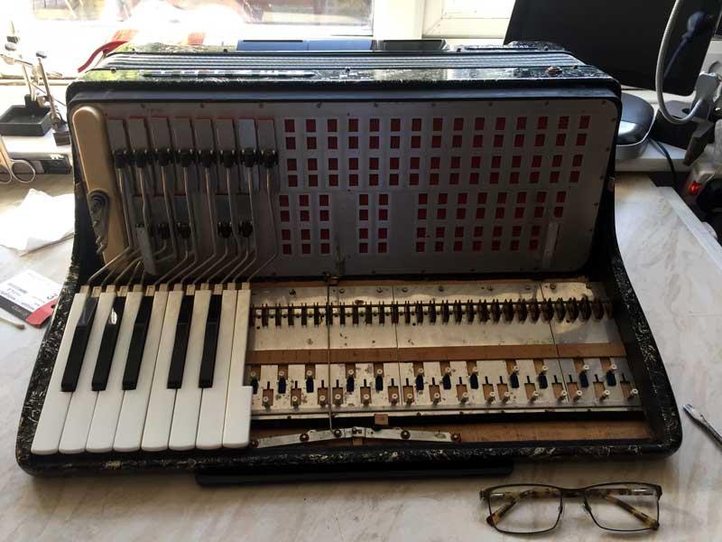 Organola Keyboard