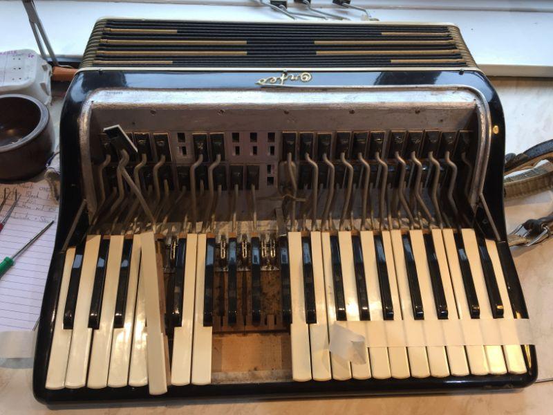 Orfeo Keyboard