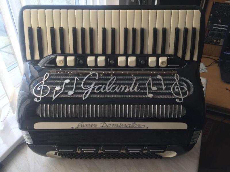 Galanti Super Dominator 120 Bass