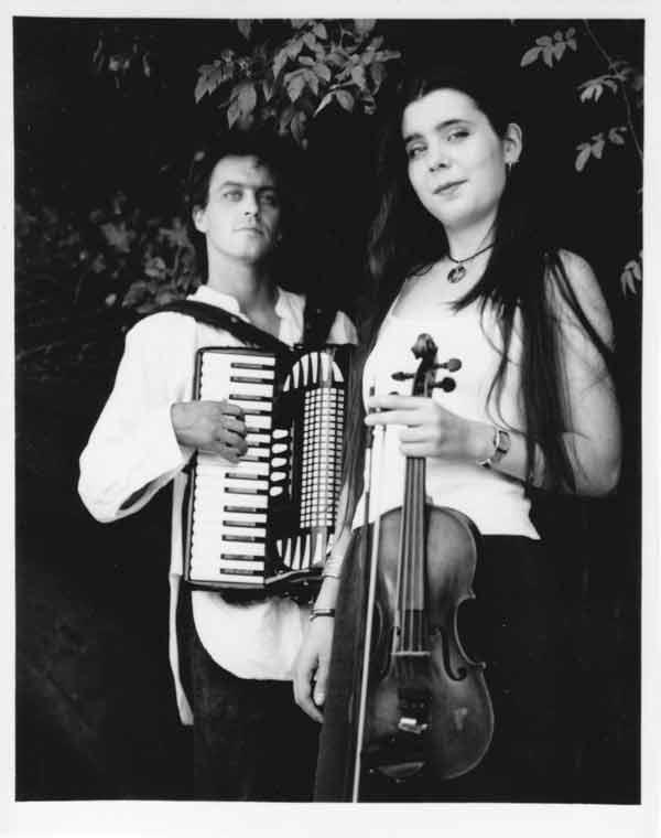 George Whitfield & Imogen Gunner
