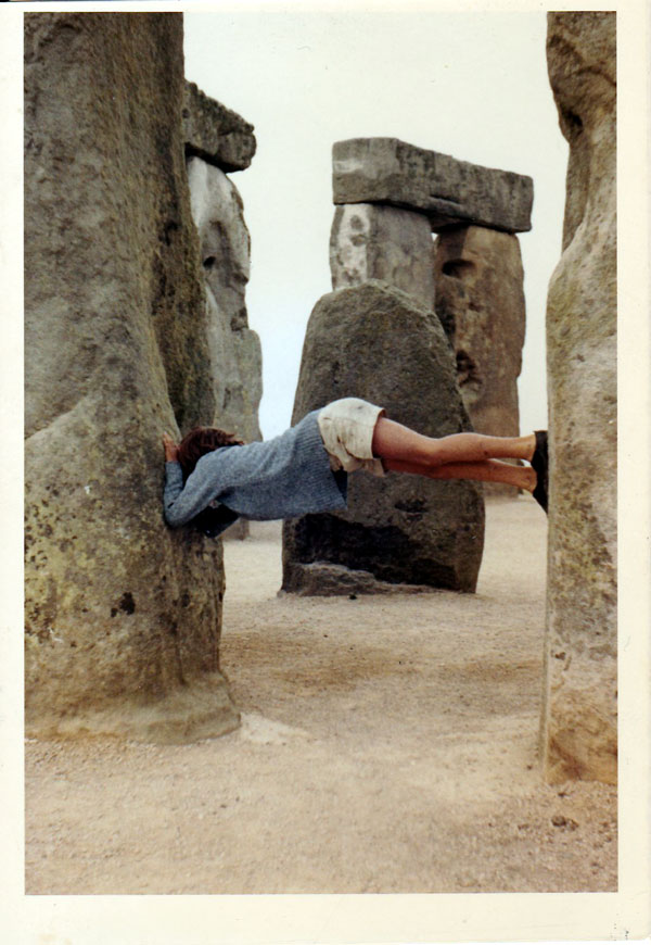 George Whitfield at Stonehenge