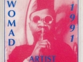 Womad Pass 1991